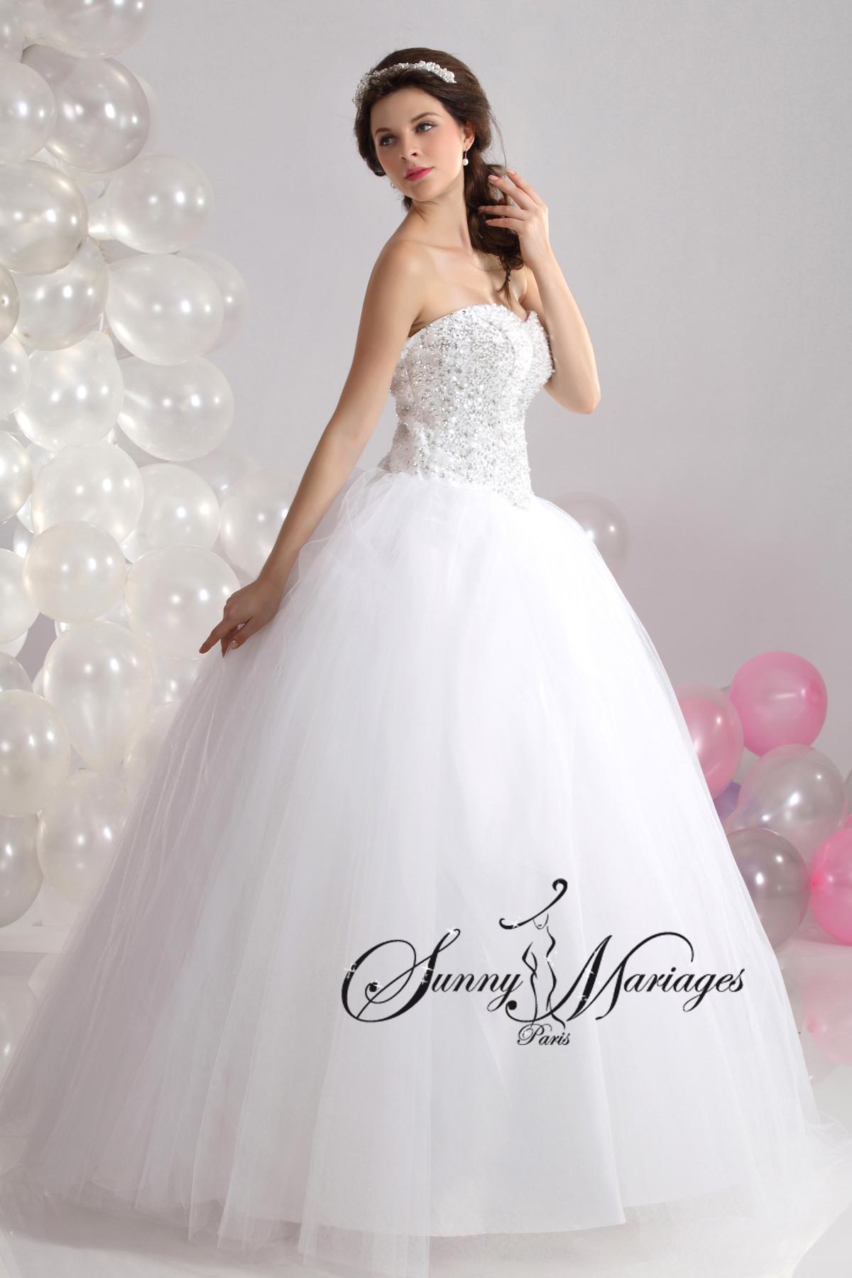 robe de mariage princesse pas cher en ligne