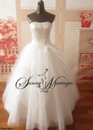 robe de mariee tulle