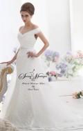 robe de mariée-manche-dentelle