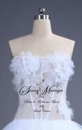 robe de mariée - bustier - corset