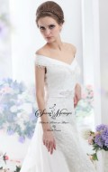 robe de mariee sirene-fourreau