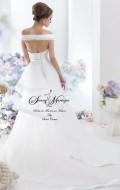 robe de mariée-sur mesure-pas cher-dentelle