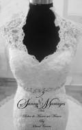 robe de mariée princesse dentelle