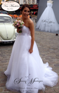 robe de mariée tulle-robe de mariage