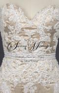 robe de mariée sirène