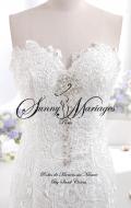 robe de mariée dentelle, robe de mariée