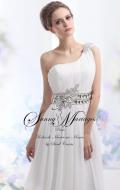robe de mariée, robe de mariée empire
