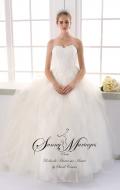 robe de mariée princesse, robe de mariée bustier
