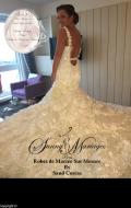 robe de mariée princesse, robe de mariée sirène
