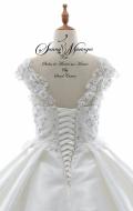 robe de mariée manche