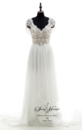 robe de mariage femmes rondes