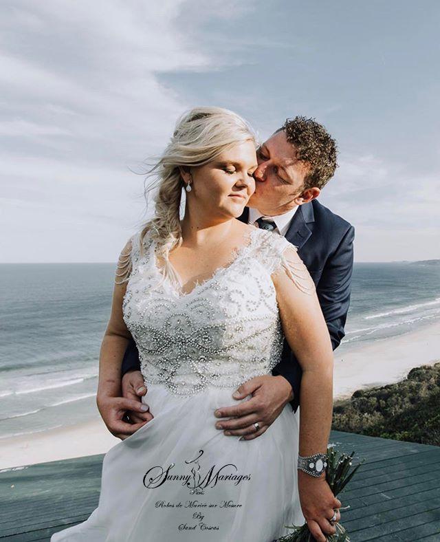 Robe De Mariée Grande Taille Sur Mesure Sunny Mariage
