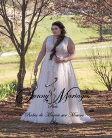 09b55e97bdf robe de mariée grande taille